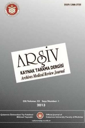 Arşiv Kaynak Tarama Dergisi
